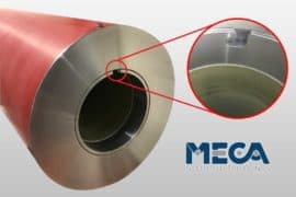 custom bridge sleeves MECA