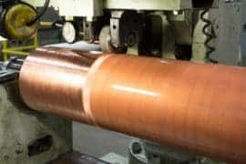 MECA Solutions mechanically engraved rolls