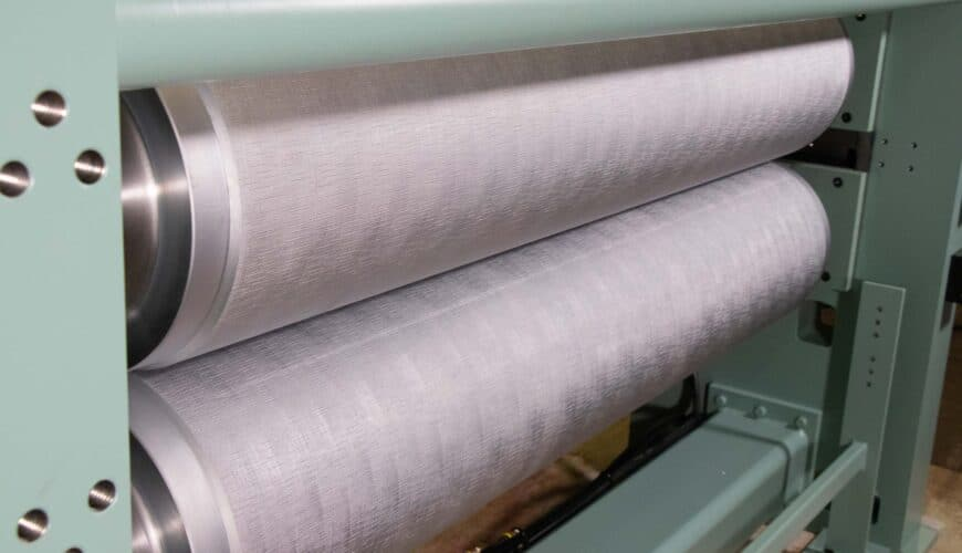 MECA Process Rolls for Packaging